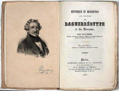 Daguerre Book
