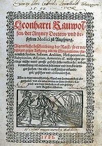 Leonhardrauwolf