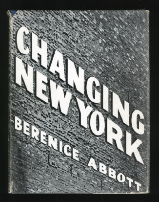 ABBOTT_Changing New York_cover