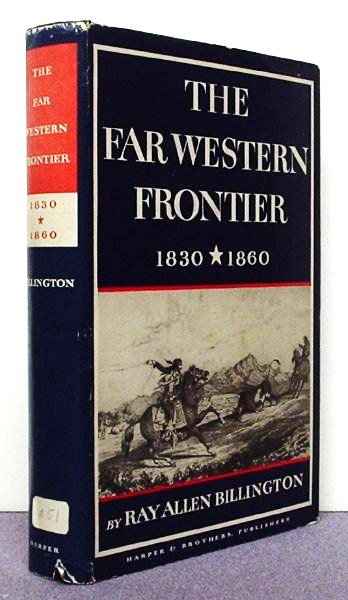 turners thesis of far west
