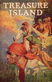 Treasure Island book (1)