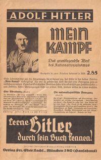 PosterMeinKampf