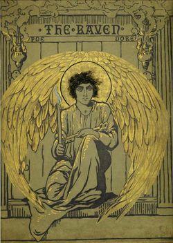 Gustave Dore raven cover