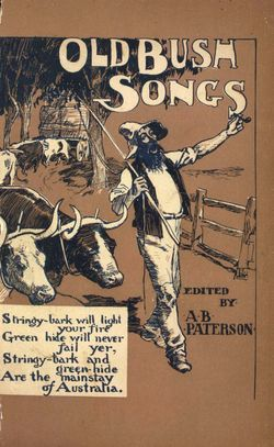 The_Old_Bush_Songs_by_Banio_Paterson