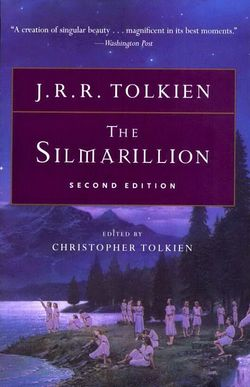 Silmarillion-cover